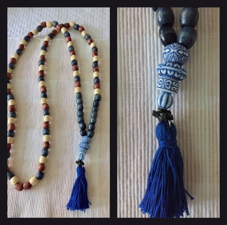 New Mala Bead necklace